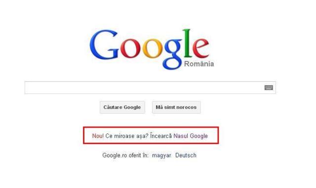 google nose