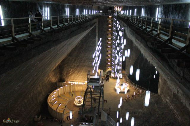 Interior Salina Turda
